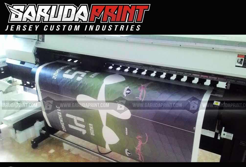 Vendor jasa Pembuat Kaos Futsal Printing di Bondowoso dengan Harga Murah
