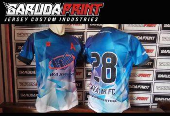 Melayani Pemesanan Kaos Futsal Full Printing di Garut-Tarogong Kidul