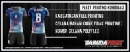 Bikin Kaos Futsal Murah Dengan Layanan Printing Kombinasi