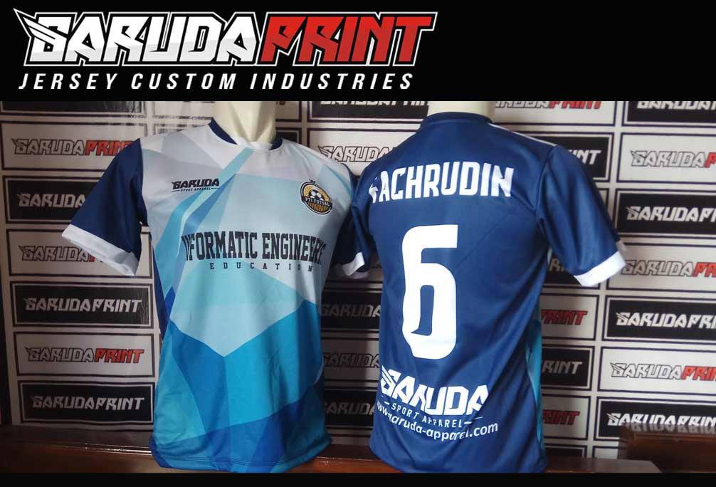 buat Kaos Futsal Printing Wilayah Grobogan Purwodadi
