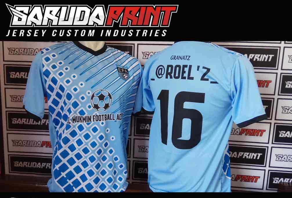 buat kaos futsal printing online banjarmasin