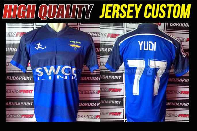 jasa Bikin Kaos Futsal Full Printing Wilayah Aceh