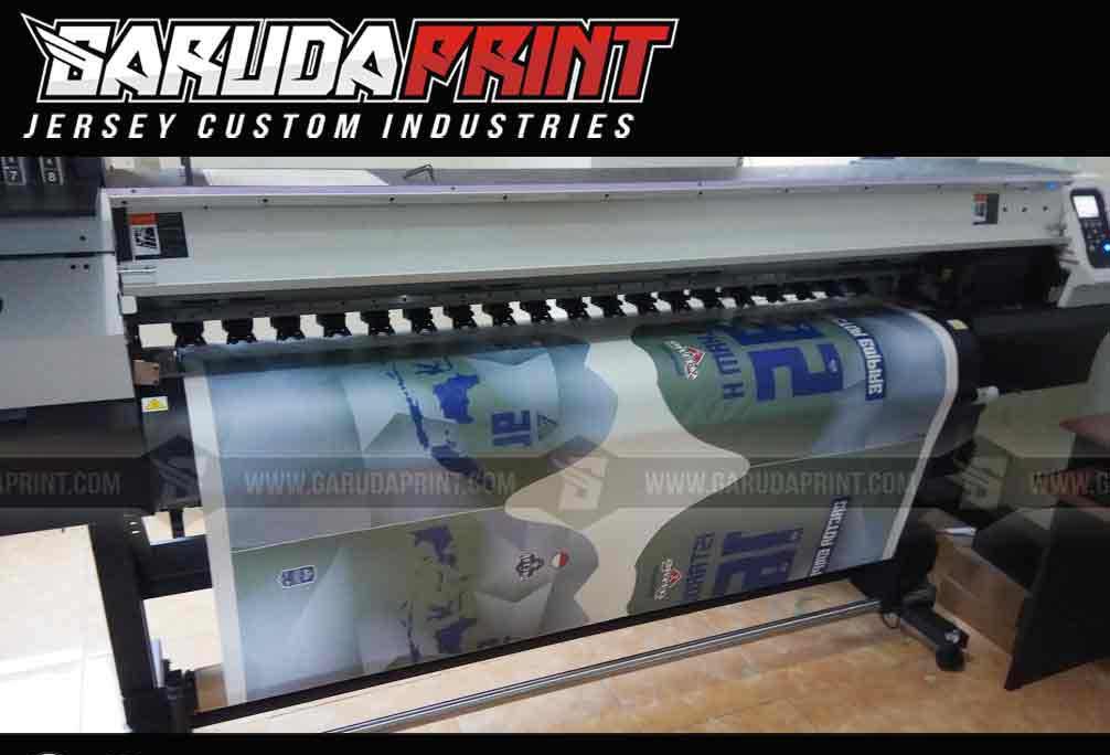 jasa Bikin Kaos Futsal Full Printing dengan Harga Murah di Manado Kota Tomohon