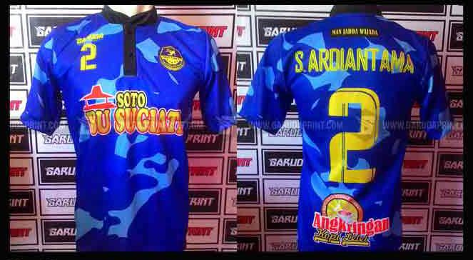 jasa Bikin Kaos Futsal Full Printing di Pacitan Jawa Timur