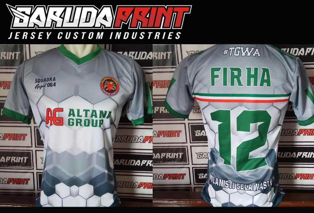 jasa Bikin Kaos Futsal Online Berkualitas di Balangan-Paringin