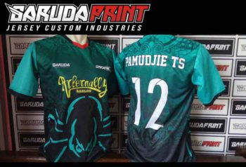 Vendor Bikin Kaos Futsal Printing di Jember Berkualitas