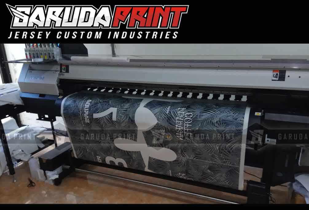 Pusat Bikin Kaos Jersey Full Printing di Wilayah Gunungsitoli