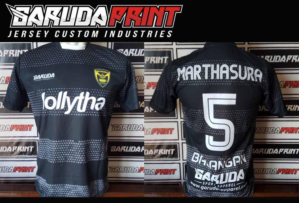 jasa Buat Kaos Tim Futsal Printing Desain Terbaik