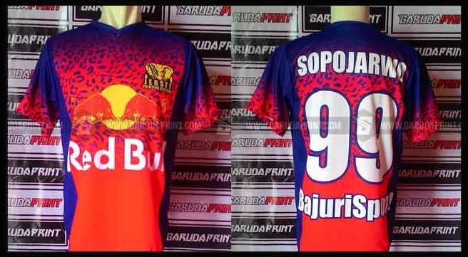 jasa Konveksi Bikin Kaos Futsal Full Printing di Purbolinggo