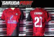 Vendor Pembuatan Kaos Futsal Full Printing Area Trenggalek