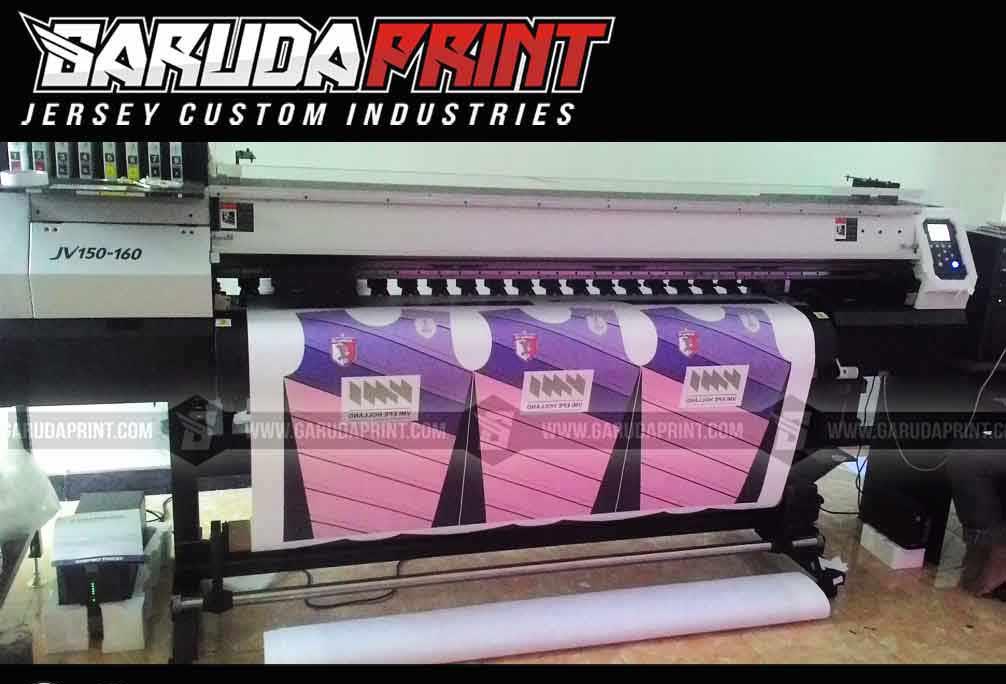 jasa Pembuatan Kaos Futsal Full Printing Di Kota Padang