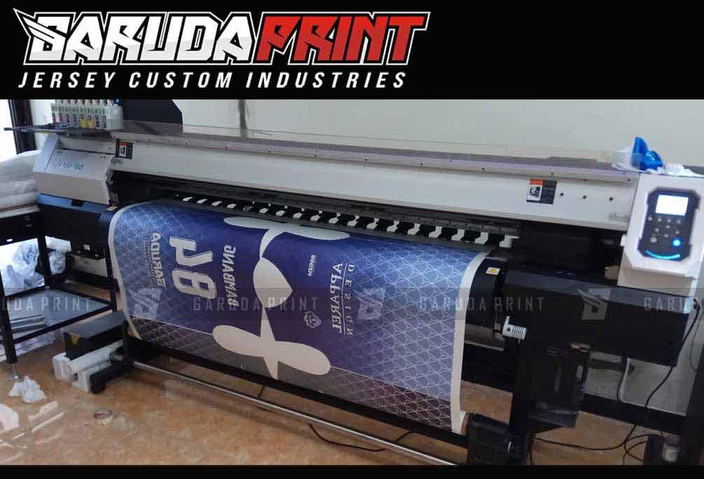 jasa Pembuatan Kaos Futsal Full Printing di Surabaya Paling Lengkap