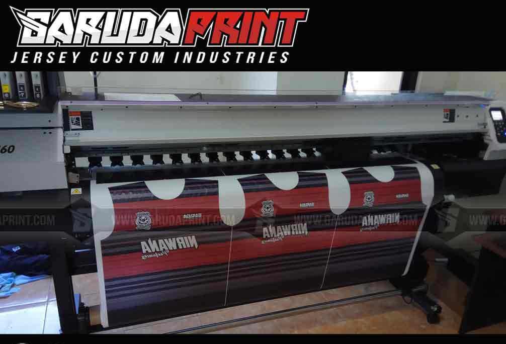 jasa Pembuatan Kaos Futsal Printing Online di Kediri-Ngasem
