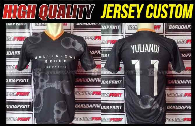jasa Pembuatan Kaos Futsal Printing di Bulukumba dengan Harga Murah