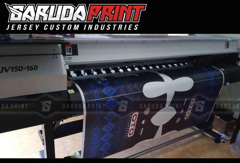 jasa Pembuatan Kaos Futsal Printing di Panajam Paser Utara