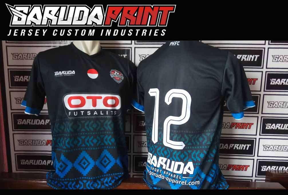 jasa Pembuatan Kaos Futsal printing di Palembang Harga Termurah