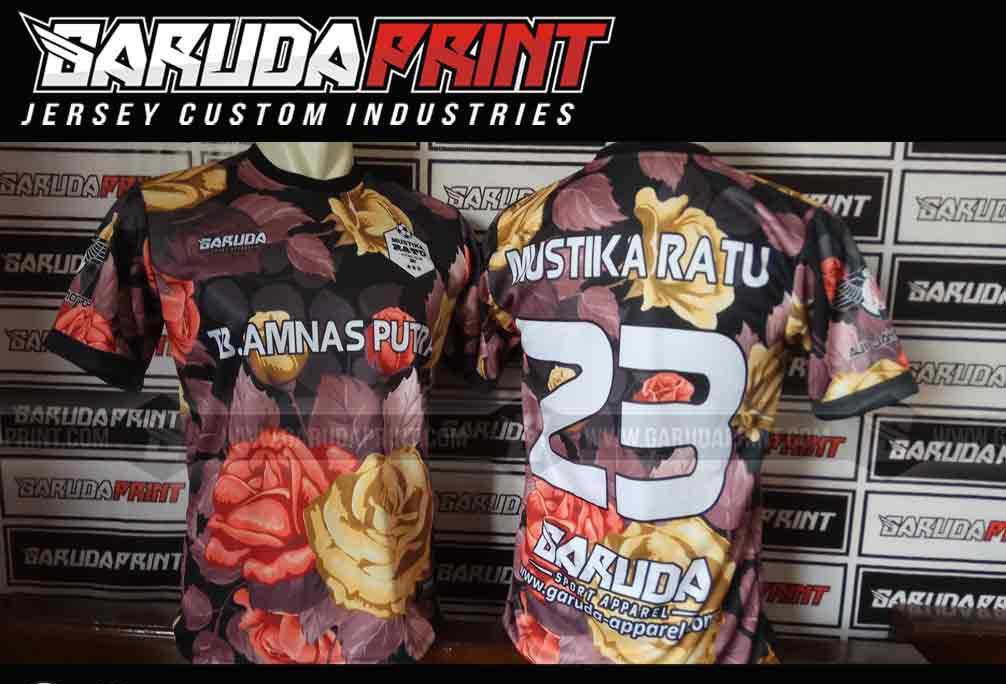 jasa Pemesanan Bikin Kaos Futsal Full Printing di Kota Sukabumi