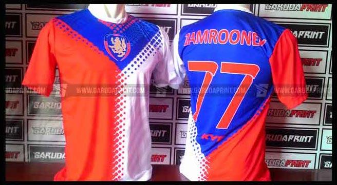 jasa Pesan Kaos Futsal Online printing