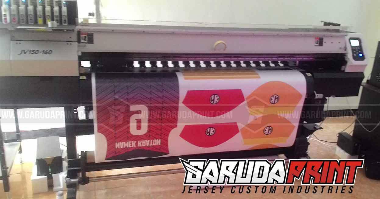 jasa pembuatan kaos futsal printing di Temanggung harga murah