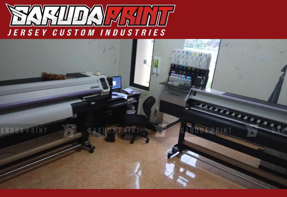 jasa printing kaos futsal