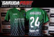 Melayani Pemesanan Kaos Futsal Printing di Kota Depok