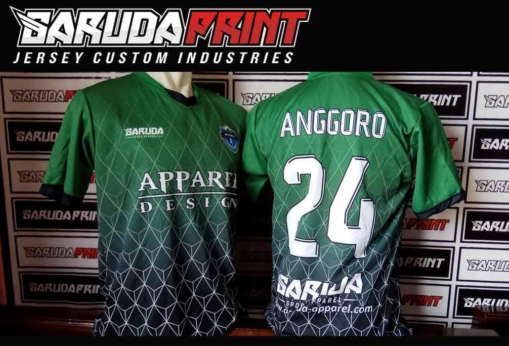pembuatan Kaos Futsal Printing online di Kota Depok