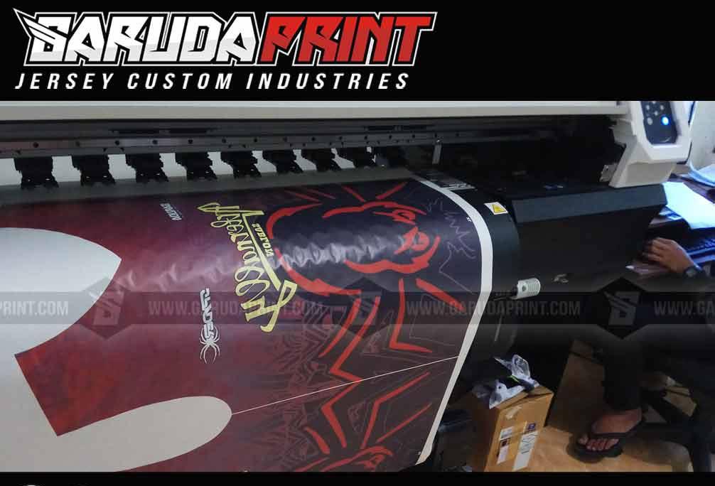 pembuatan kaos futsal printing di Pati-Mungkid