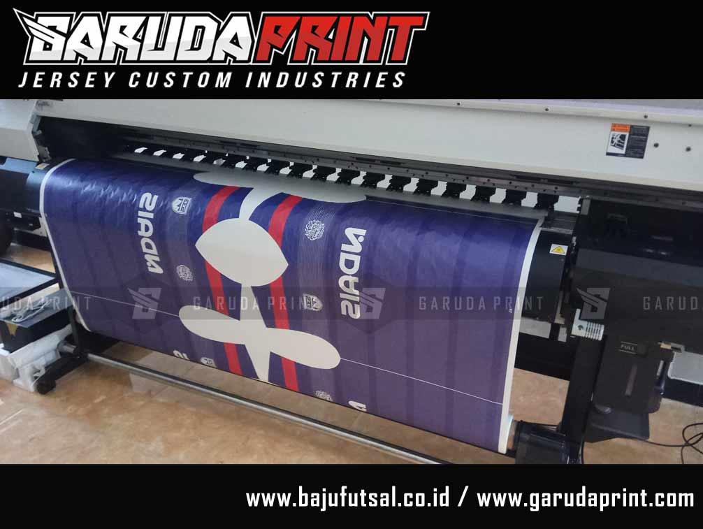 pembuatan kaos olahraga printing secara online