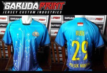 Produsen Kaos Futsal Full Printing di Ponorogo Kualitas Terbaik