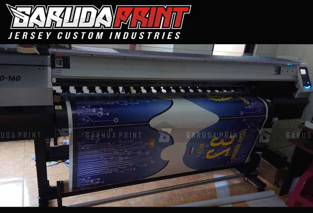produsen pembuatan kaos futsal full printing di Ponorogo kualitas terbaik