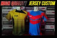 Vendor Bikin Kaos Futsal Custom Online Di Bolaang Mongondow