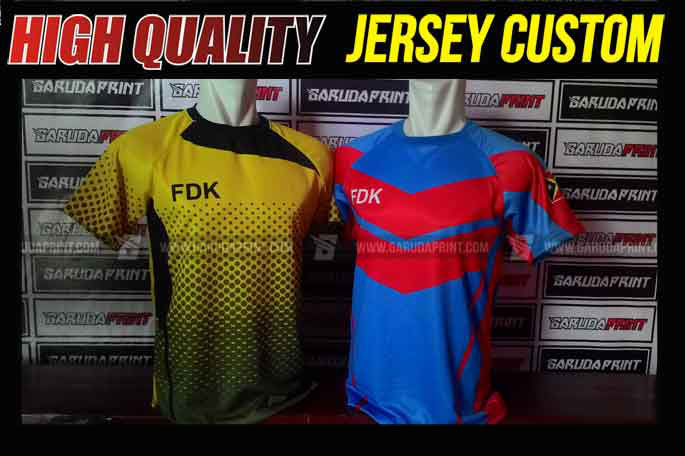 tempat Bikin Kaos Futsal Custom Online Di Bolaang Mongondow Utar