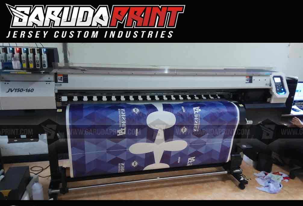 tempat Bikin Kaos Futsal Full Printing Berkualitas di Musi Banyuasin-Sekayu