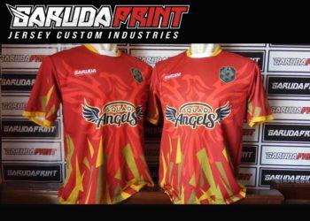 Buat Kaos Futsal Berkualitas Printing di Deli Serdang-Lubuk Pakam