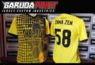 Bikin Kaos Futsal Printing Custom Daerah Kendal