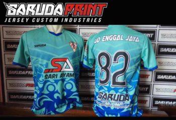 Jasa Pembuatan Kaos Futsal Full Printing di Denpasar Bali Pulau Dewata