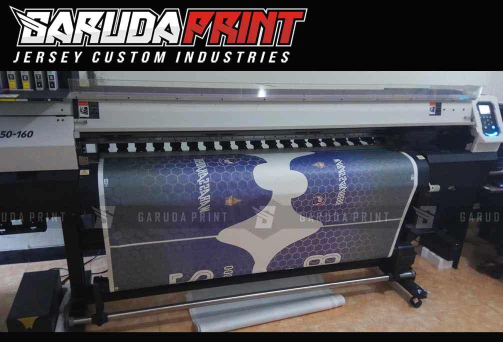 vendor pembuatan jersey full printing di Sawahlunto dengan harga murah berkualitas