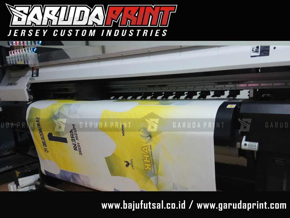 Pusat Bikin Jersey Full Printing Berkualitas Pagar Alam