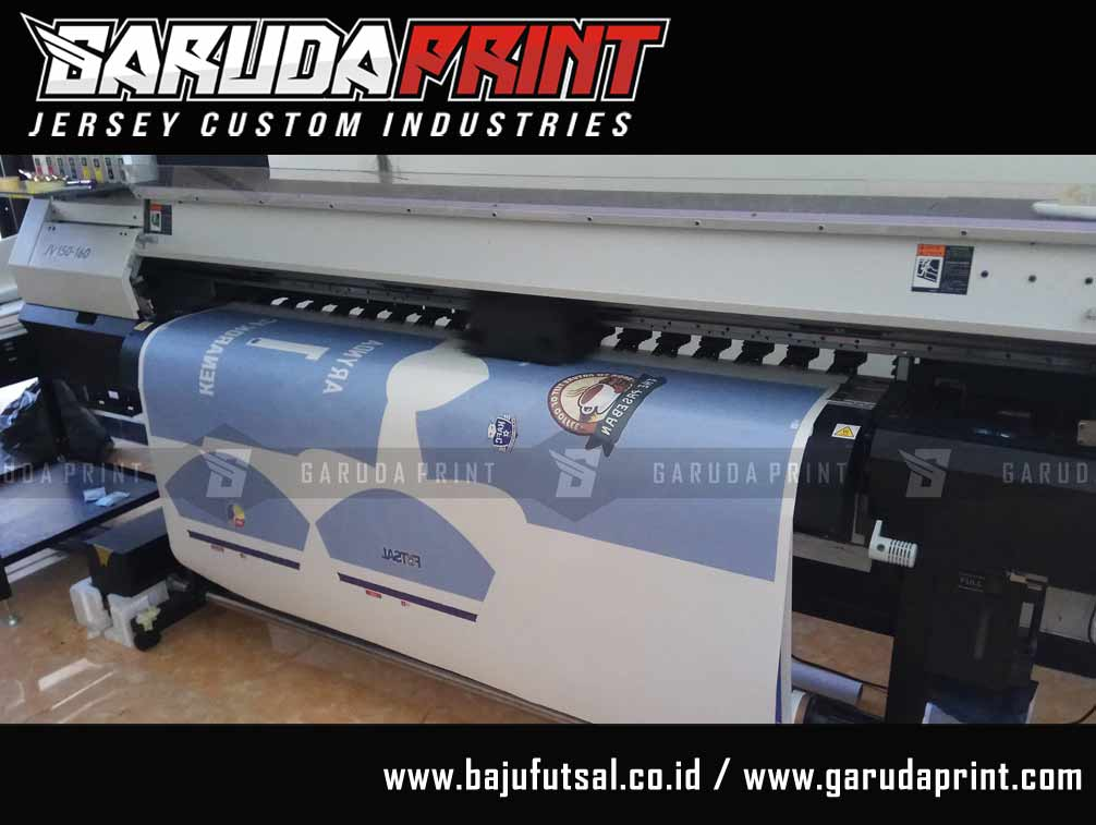 Bikin Kaos Futsal Full Printing Untuk Wilayah Ogan Ilir-Indralaya