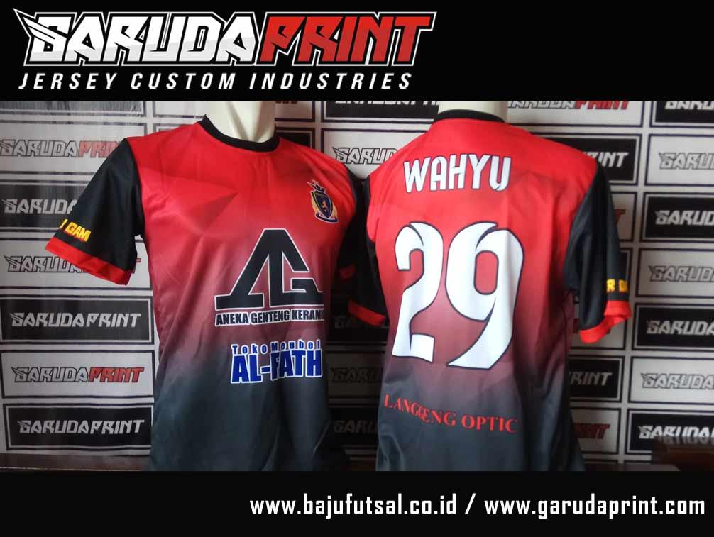 Jasa Buat Kaos Printing di Magelang