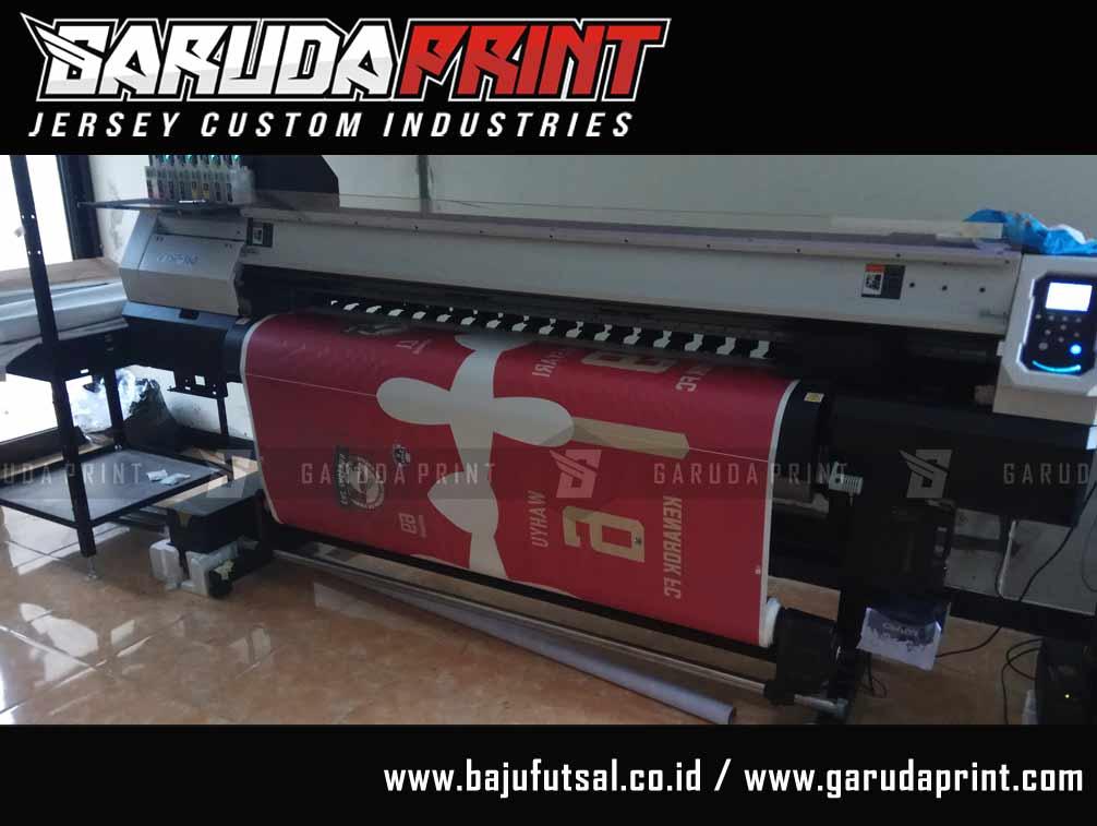 Tempat Pembuatan Jersey Full Printing di Wilayah Sigi