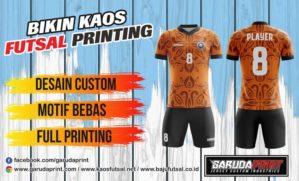 Pusat Bikin Kaos Futsal Full Printing Untuk Wilayah Ogan Ilir-Indralaya