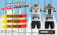 Vendor Bikin Kaos Futsal Full Printing Terbaik di Minahasa Sulawesi