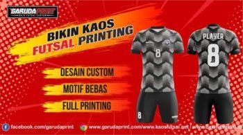 Menerima Pemesanan Kostum Jersey Full Printing Berkualitas di Muna