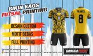Jasa Pembuatan Jersey Bola Full Printing Berkualitas di Barru
