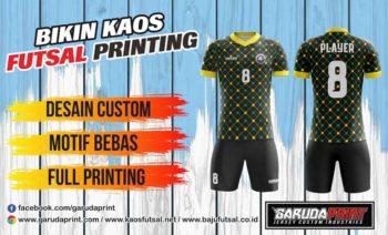 Jasa Pembuatan Jersey Bola Full Printing Termurah di Enrekang