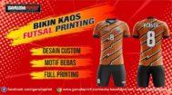 Jasa Pembuatan Jersey Bola Full Printing di Pinrang