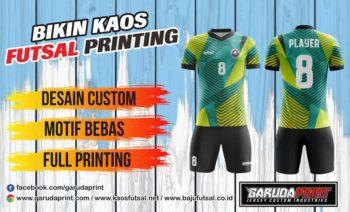 Jasa Pembuatan Jersey Full Printing Desain Sendiri di Takalar