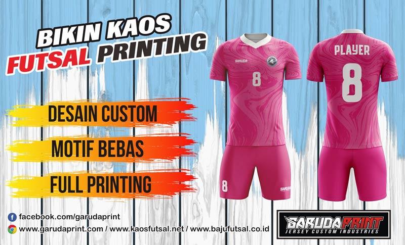 Jasa Bikin/Pembuatan Jersey Full Printing Area Bulungan-Tanjung Selor