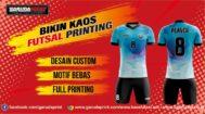 Pembuatan/pemesanan Jersey Full Printing di Bengkayang